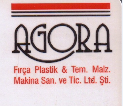 Agora Fırça Plastik Temizlik Malz.Makine San.Tic.Ltd.Şti.
