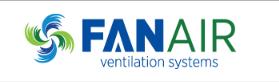 Fan Air Havalandırma Sistemleri