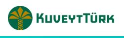 Kuveyttürk Bankası Gıda Çarşısı Şubesi