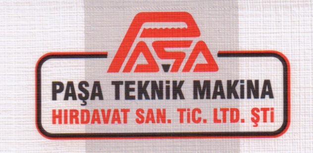 Paşa Teknik Makine Hırdavat San.Tic.Ltd.Şti.